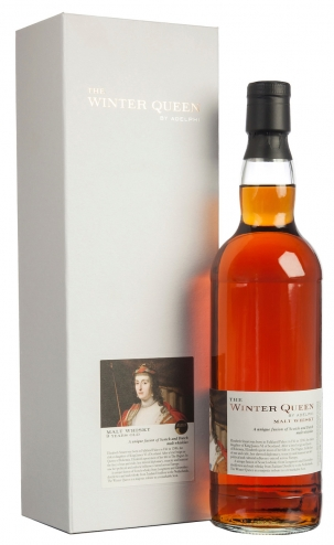 Winter Queen whisky by Fusion Whisky and Adelphi